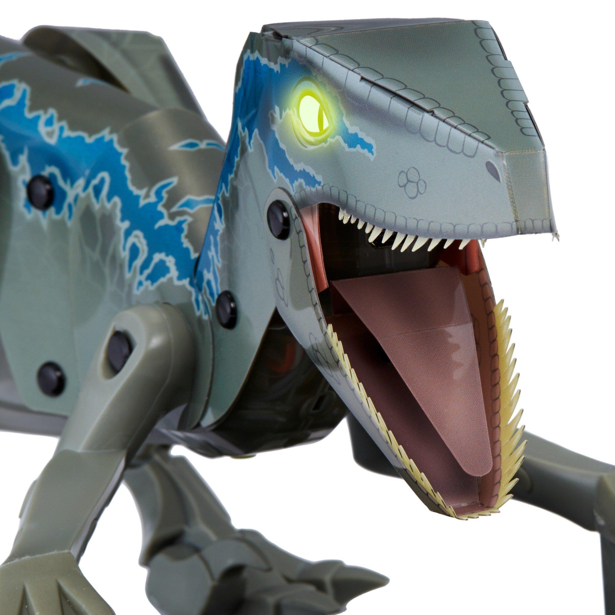 Kamigami Jurassic World Blue Robot by Jurassic World Toys (Image #4)