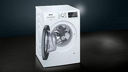 Siemens WD15G443 lavadora Carga frontal Independiente Blanco A ...