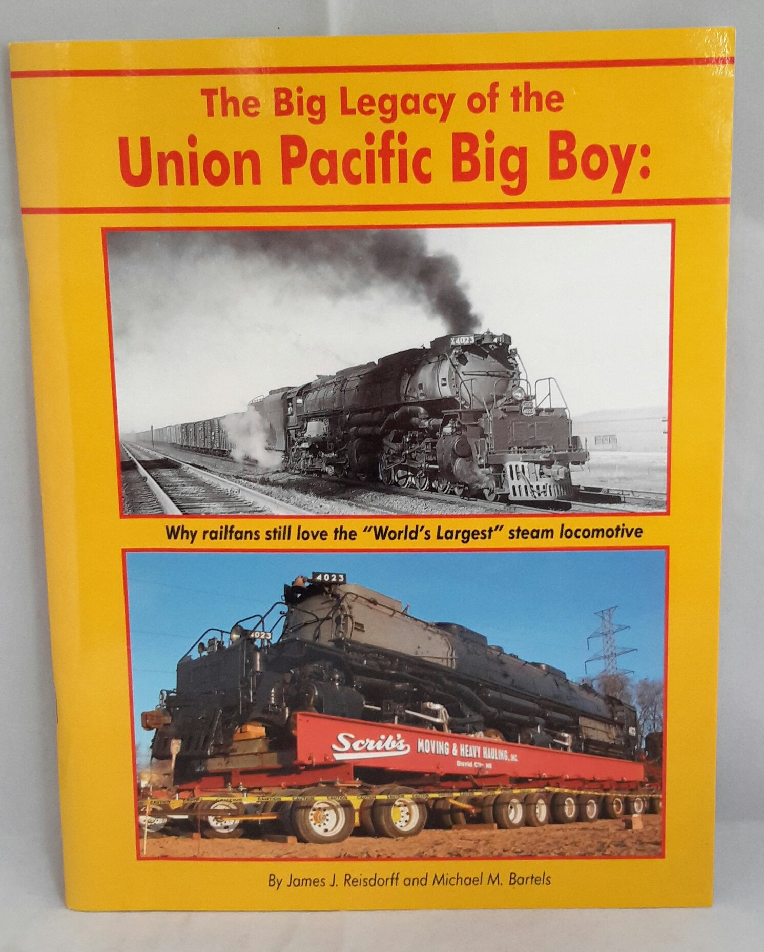 The Big Legacy of the Union Pacific Big Boy: Why Railfans