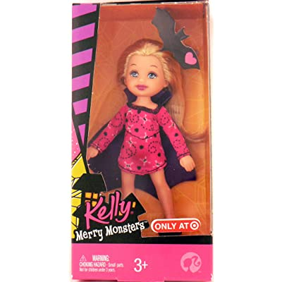 Kelly Merry Monsters Doll - Kelly: Toys & Games