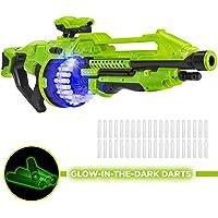 Deals on BCP Electric Foam Dart Alien Blaster Toy w/40 Darts