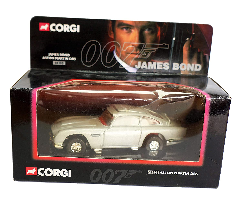 Corgi 1 36 Scale Diecast 04303 - Aston Martin DB5 - James Bond 007