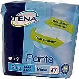 Tena Pants Plus Medium- 9 Pairs by Tena