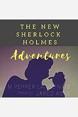 New Sherlock Holmes Adventures (Three Book Series) Audible Audiobook