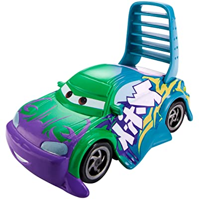 Disney Pixar Cars Color Changers Wingo Vehicle: Toys & Games