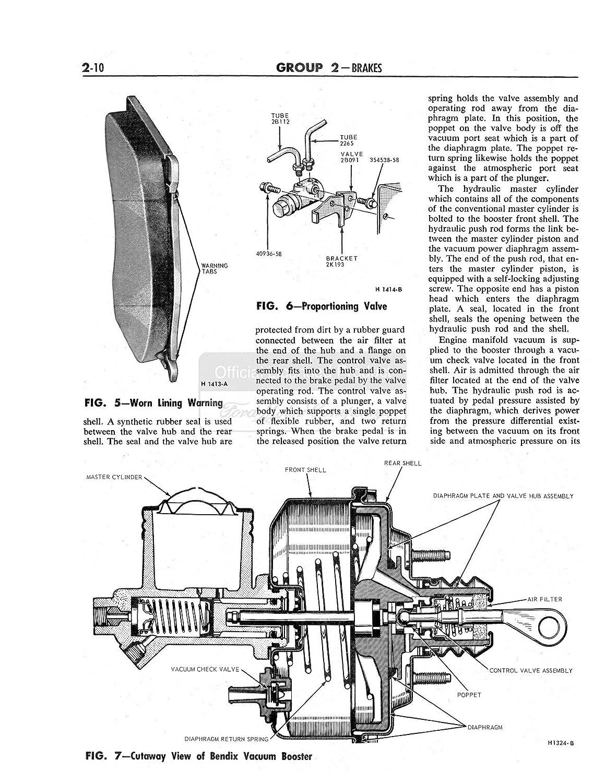 Amazon: 1966 Ford Galaxie Monterey Shop Service Repair Manual:  Automotive