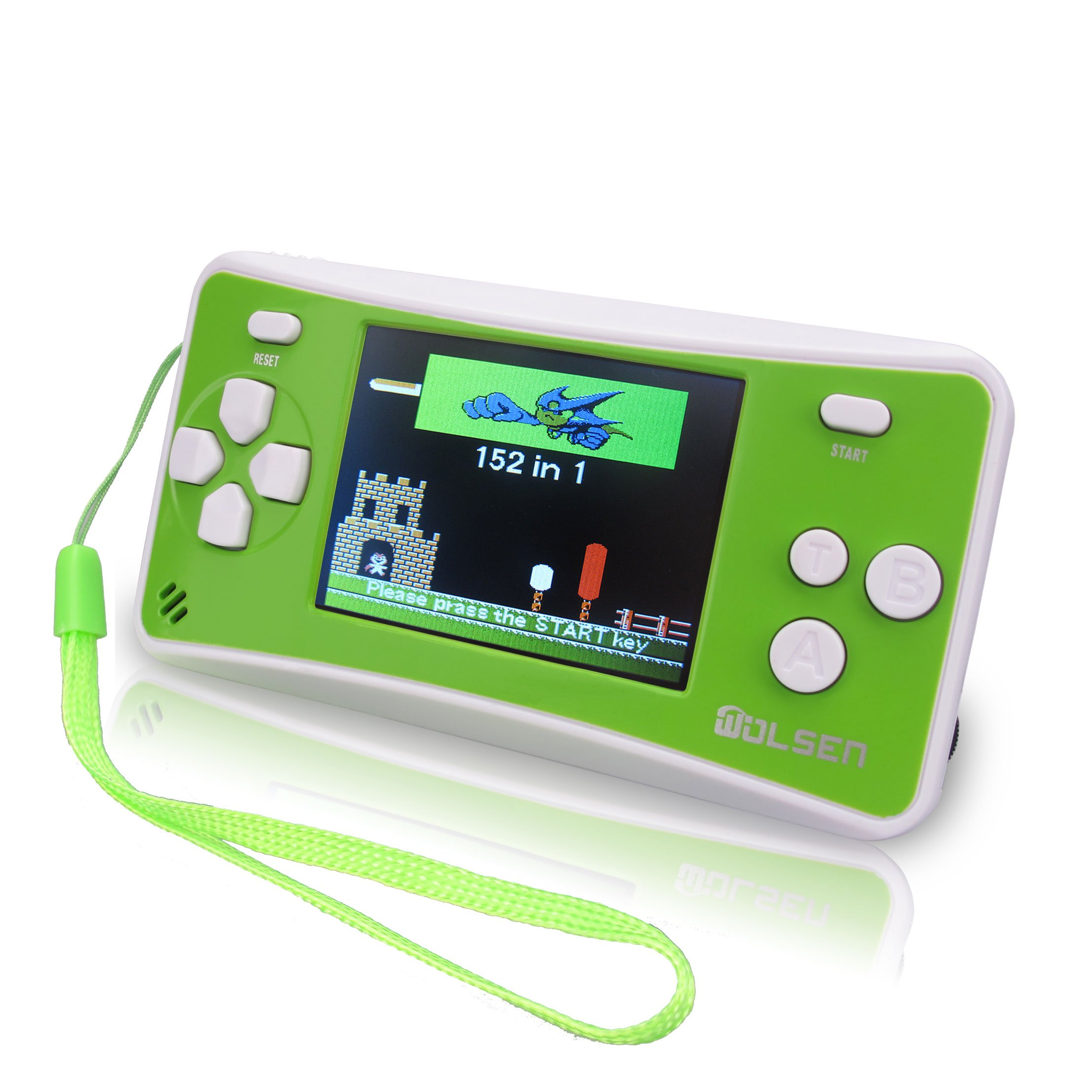 Dreamgear Handheld Portable Arcade Video