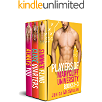 Players of Marycliff University Box Set, Books 1–3