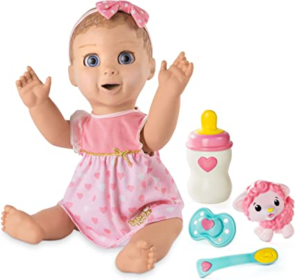 Size No Doll NEW Pacifier Accessory For Baby Or Luvabella Baby Doll CUTE 0