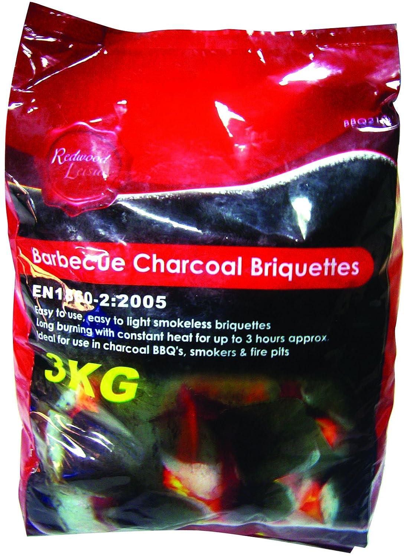 Redwood BB-BBQ210 BBQ Charcoal Briquettes