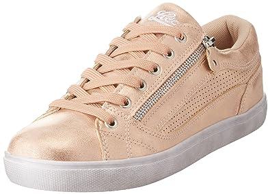Lico »Freizeitschuh Treasure Low« Sneaker, silberfarben, silberfarben