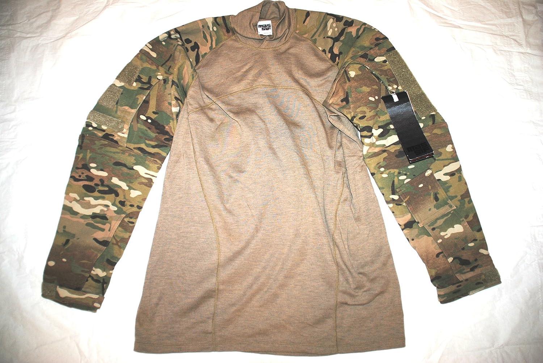 Amazon.com   Us Army Massif Flame Resistant WACS Winter Army Combat Shirt -  Medium   Everything Else 077ec639ebe7