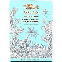 TGL Kadak Masala Chai Instant Tea Premix Teawith Masala, 14 Sachets (196 Grams)