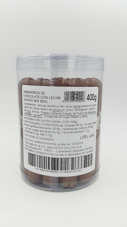 Puros de chocolate habanos 20 unidades