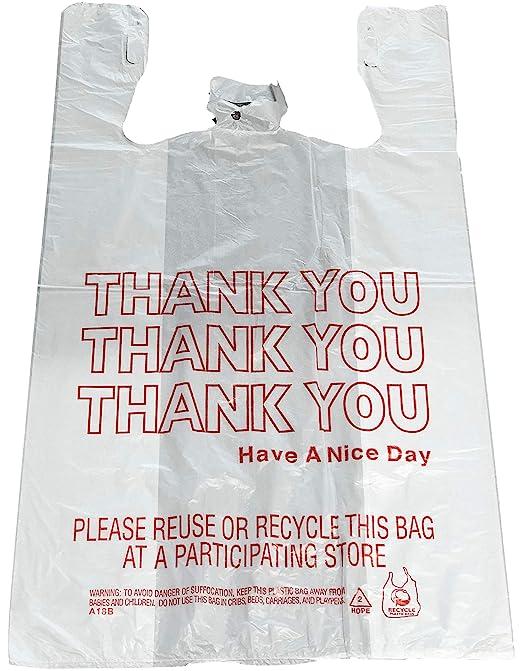 Reli. Bolsas para camisetas de agradecimiento (350 unidades ...