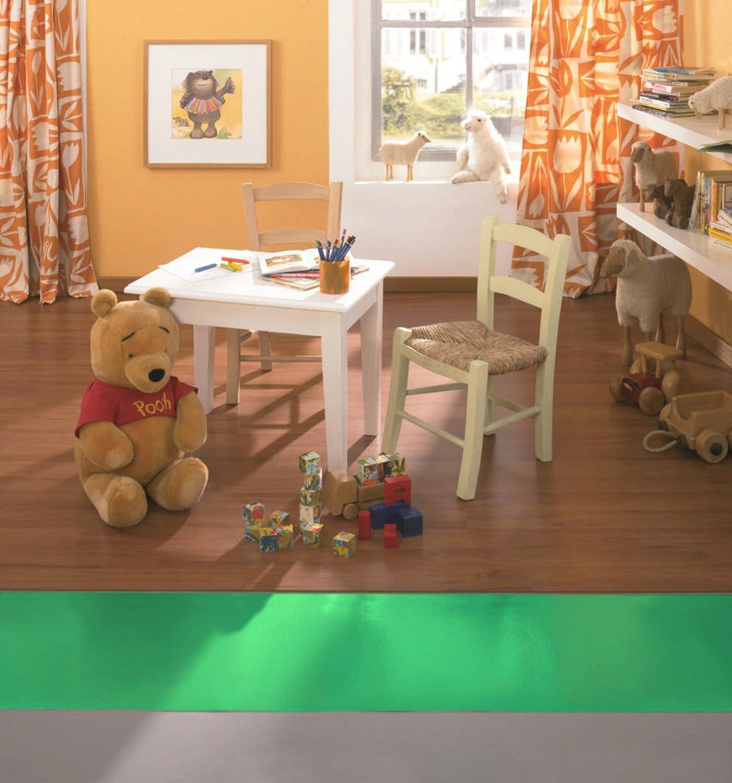 Wundervoll 50 m² Trittschalldämmung für Vinylboden, Boden Unterlage Klick  WH27