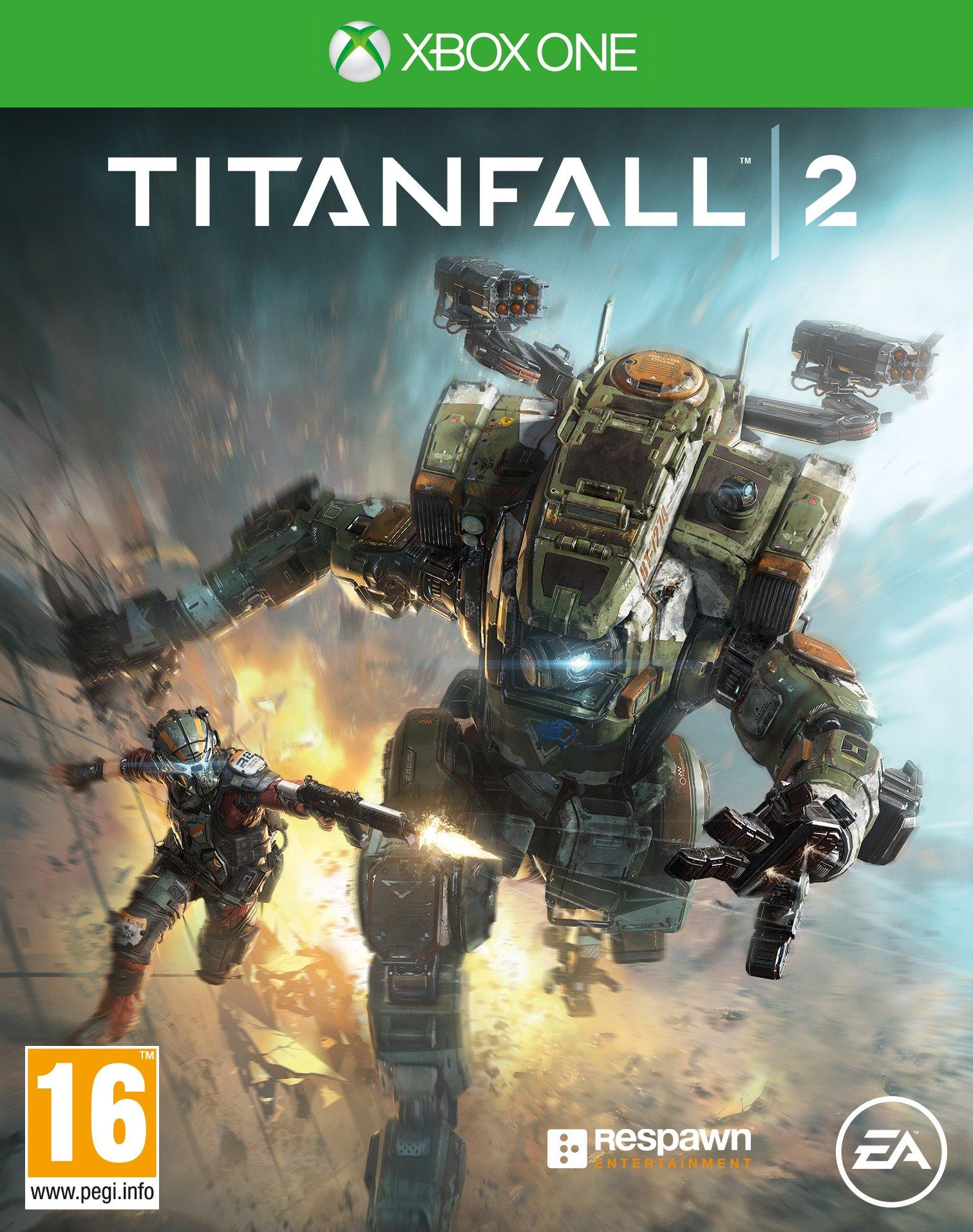 Titanfall 2 (Xbox One) product image