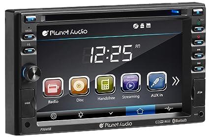 Amazon.com  Planet Audio P9640B Double Din de723b392a