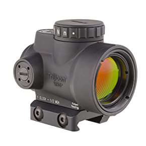Trijicon MRO-C-2200004 2.0 MOA Adjustable Red Dot Sight