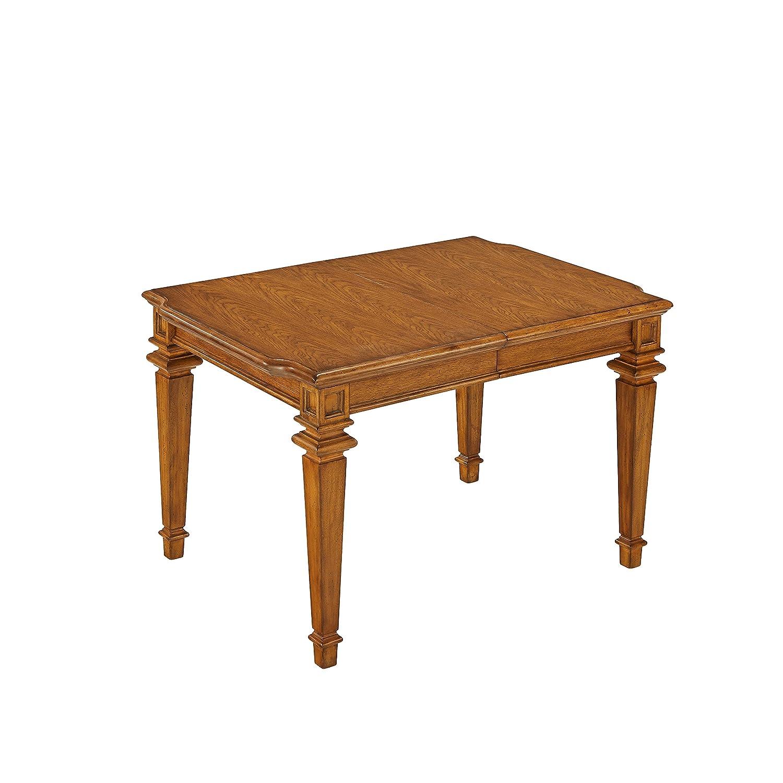 Amazoncom americana home decor - Amazon Com Home Styles 5004 34 Americana Rectangular Dining Table Oak Tables
