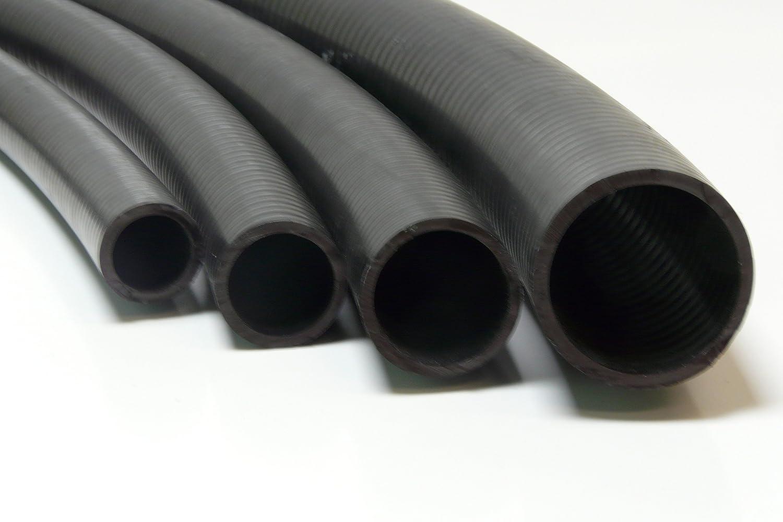 Teichschlauch 50mm Top Qualität 25 Meter Rolle Verklebbar (PVC)