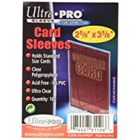 Ultra Pro Card Sleeves (100 Piece)