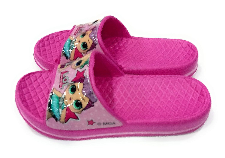 Calzado LOL Surprise Playa//Piscina Chanclas LOL Surprise