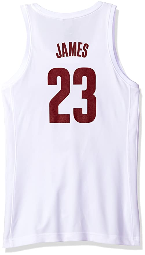 Amazon.com   NBA Cleveland Cavaliers LeBron James  23 Women s Home ... 84fb26430
