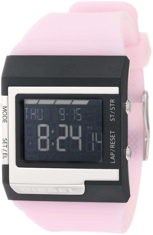 Amazon.com: Diesel Women's DZ7213 Color Domination Thermal Magenta to White  Digital Watch: Diesel: Watches