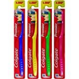 Colgate Toothbrush Premier Classic Clean Medium