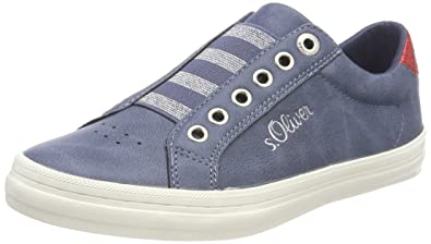 sports shoes e00c4 7776d s.Oliver Damen 24622 Sneaker