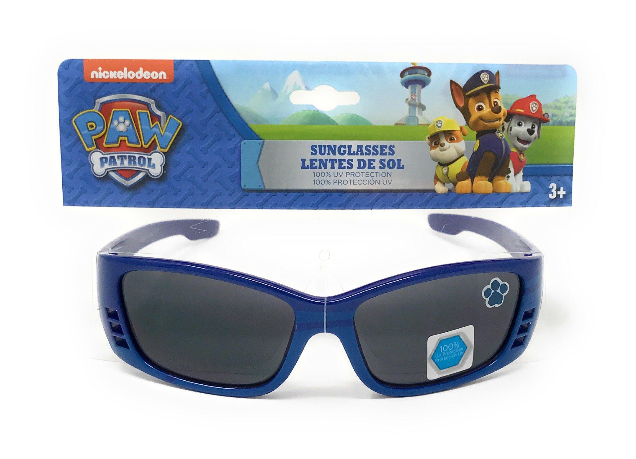 Nickelodeon Paw Patrol ''Paw'' Kid's Sunglasses - 100% UV Protection