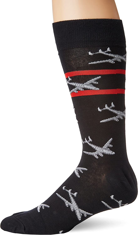 Davco mens Mens Novelty Fun Socks By Davco Casual Sock