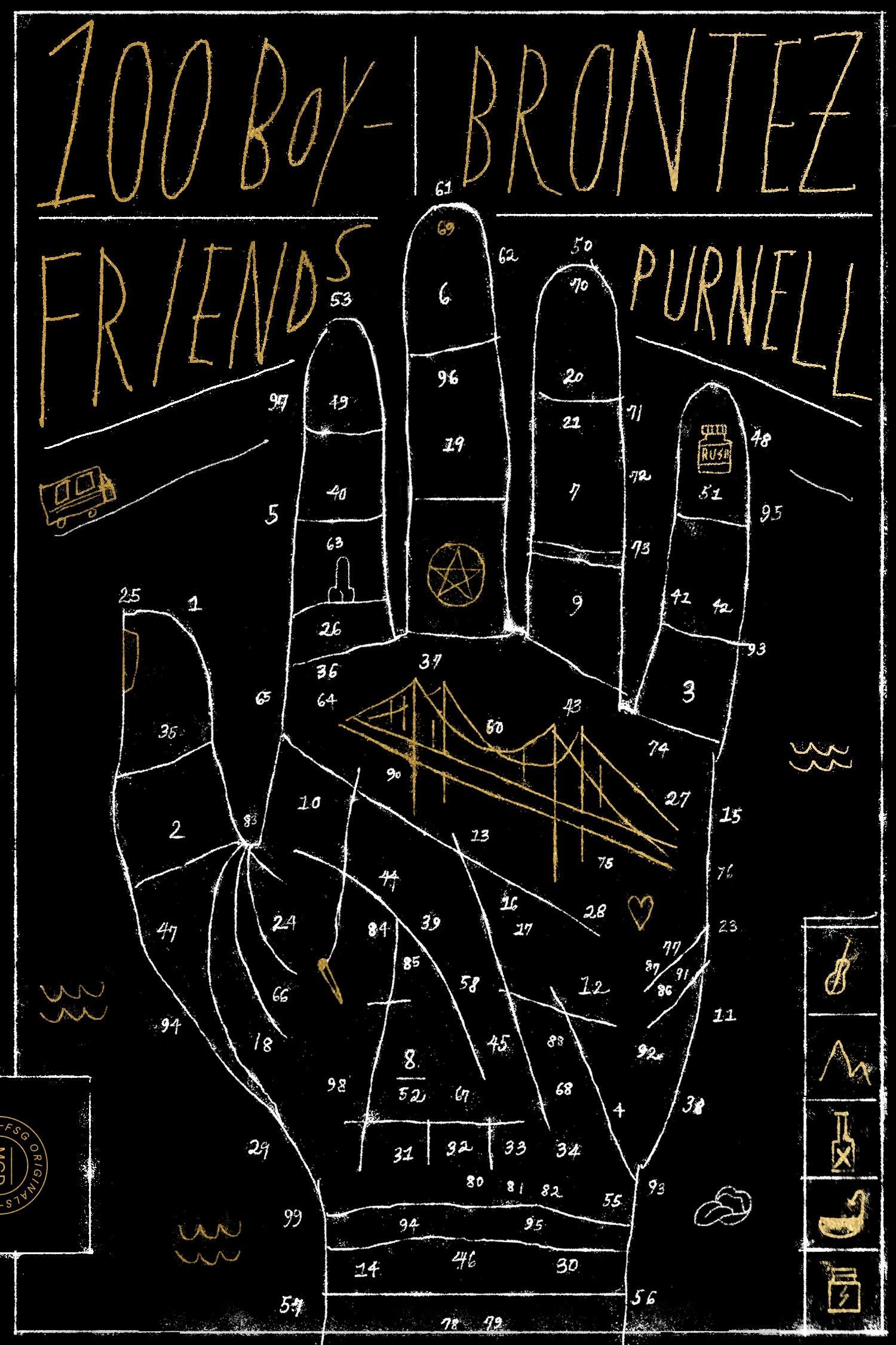 100 Boyfriends: Purnell, Brontez: 9780374538989: Books - Amazon.ca
