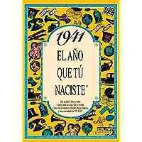 1941 EL AÑO QUE TU NACISTE (El año que tú naciste)