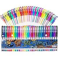 Aen Art Gel Pens 30 Colors Gel Marker Set Colored Pen