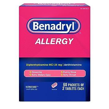 Amazon.com: Benadryl Allergy 6...