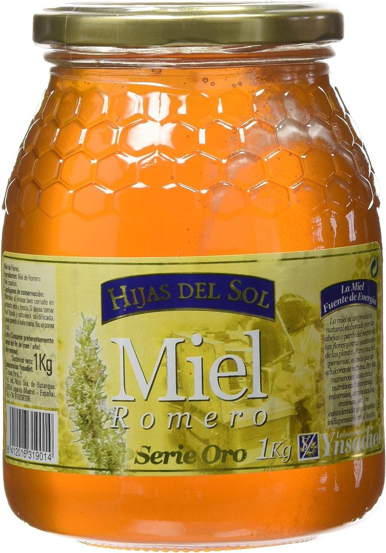 Hijas Del Sol Miel Romero Primavera - 1000 gr: Amazon.es ...