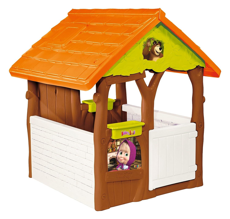 Mascha und der Bär Spielhaus
