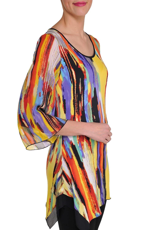 Amazon.com: Nygard Plus tamaño de la mujer 3/4 Bell Slims ...