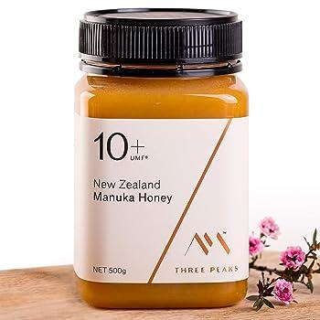 Three Peaks Ultra Premium UMF 10+ Manuka Honey