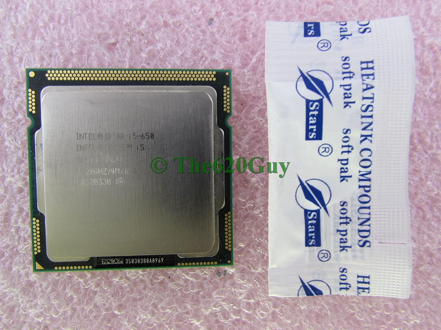 4M Cache, 3.20 GHz CPU LGA 1156 100/% Working Properly Desktop Processor PC Computer Intel Core I5-650 I5 650 Processor
