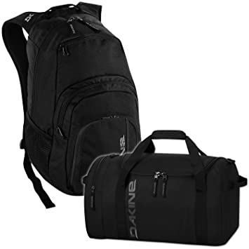 DAKINE 2er SET Laptop Rucksack CAMPUS SM + EQ BAG SM