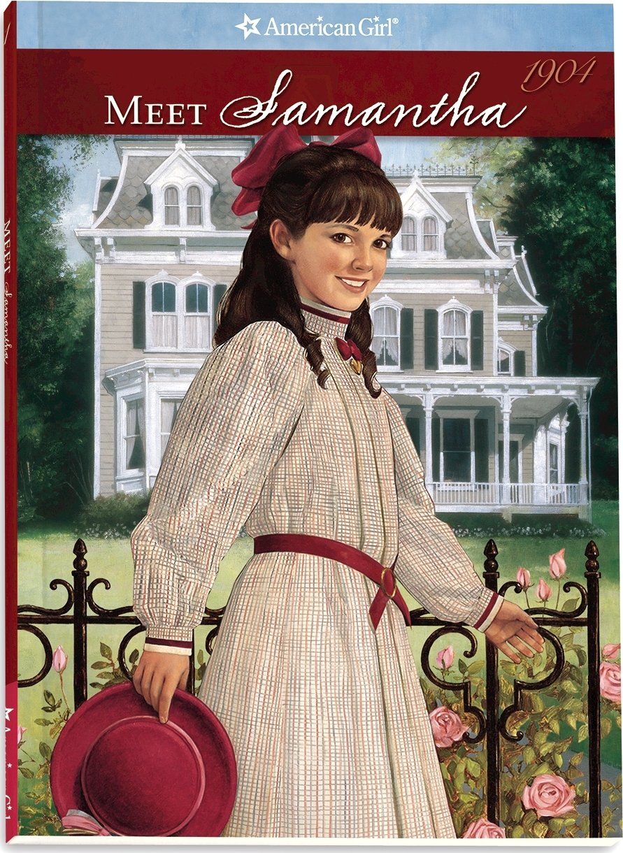 Meet Samantha (american Girl: Samantha, 1904): Susan Adler, Jeanne Thieme,  Dan Andreasen: 9780937295045: Amazon: Books