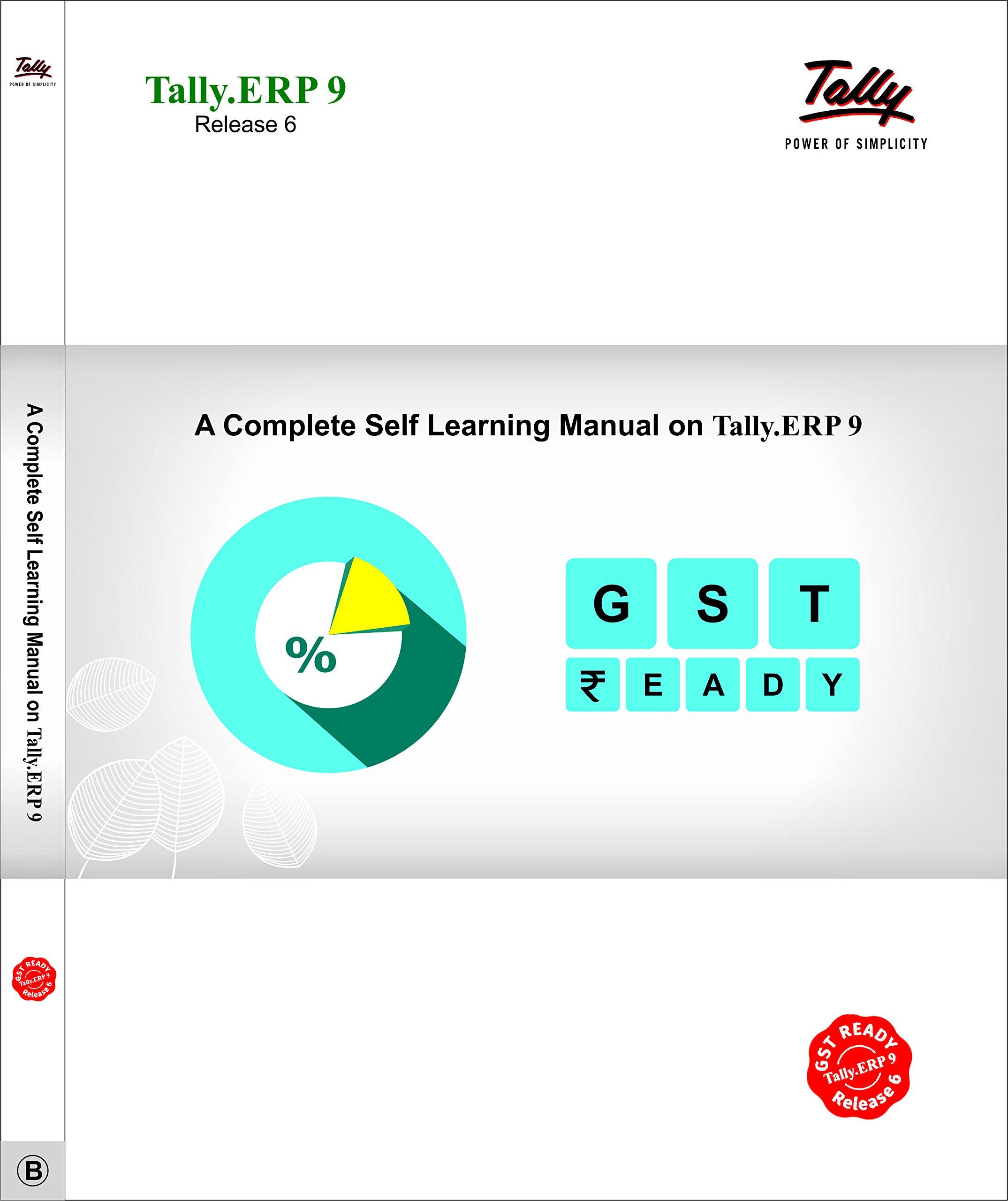 TALLY ERP 9 SELF LEARNING EBOOK