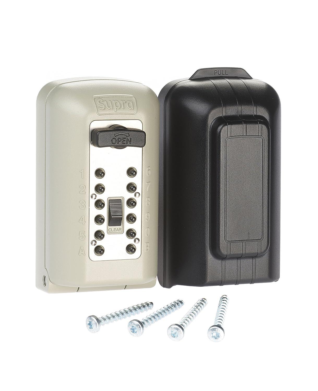 NRS Healthcare Supra C500 - Llavero caja fuerte de pared para ...
