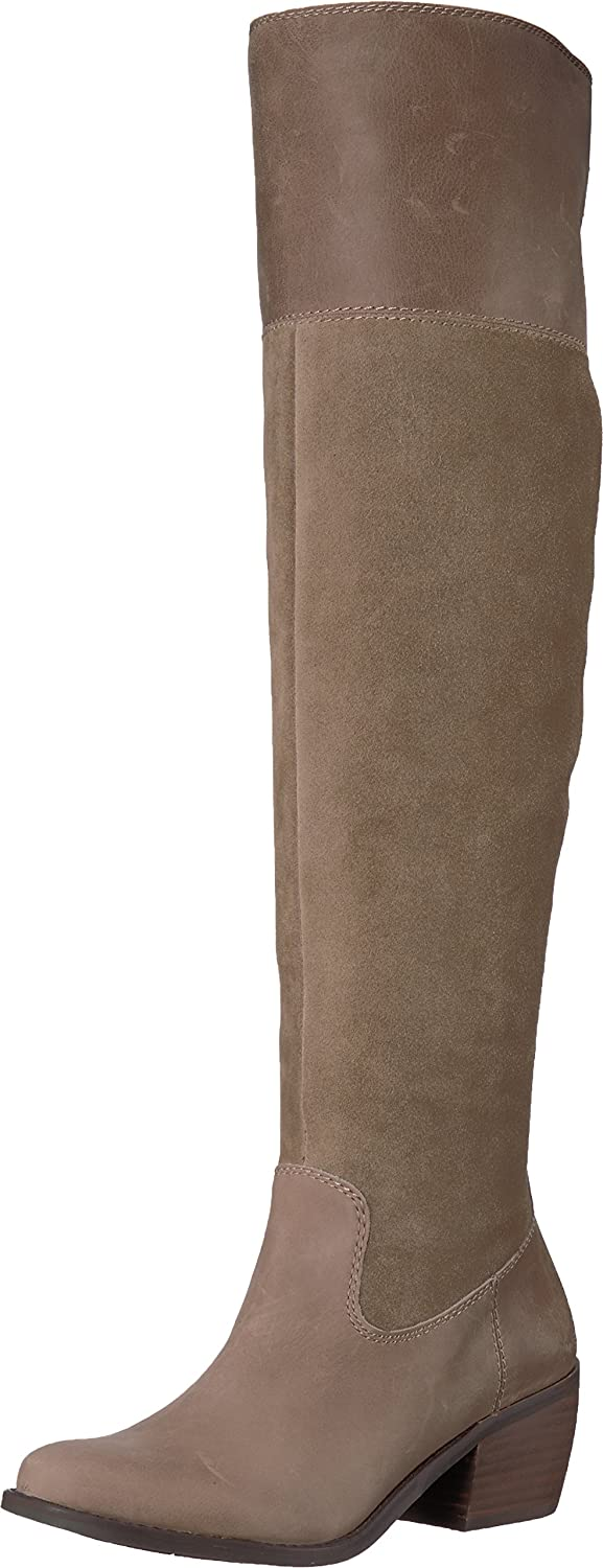 Lucky Brand B071S2KPJ7 Women's Komah Fashion Boot B071S2KPJ7 Brand 6 B(M) US|Brindle 184ec4
