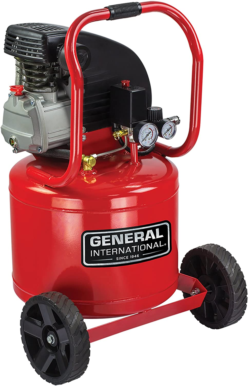 GENERAL INTERNATIONAL AC1104 Electric Oil-Lubricated Compressor