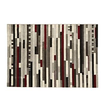 Remy Tapis 160x230cm Multicolore Multicolore Alinea 230 0x160 0