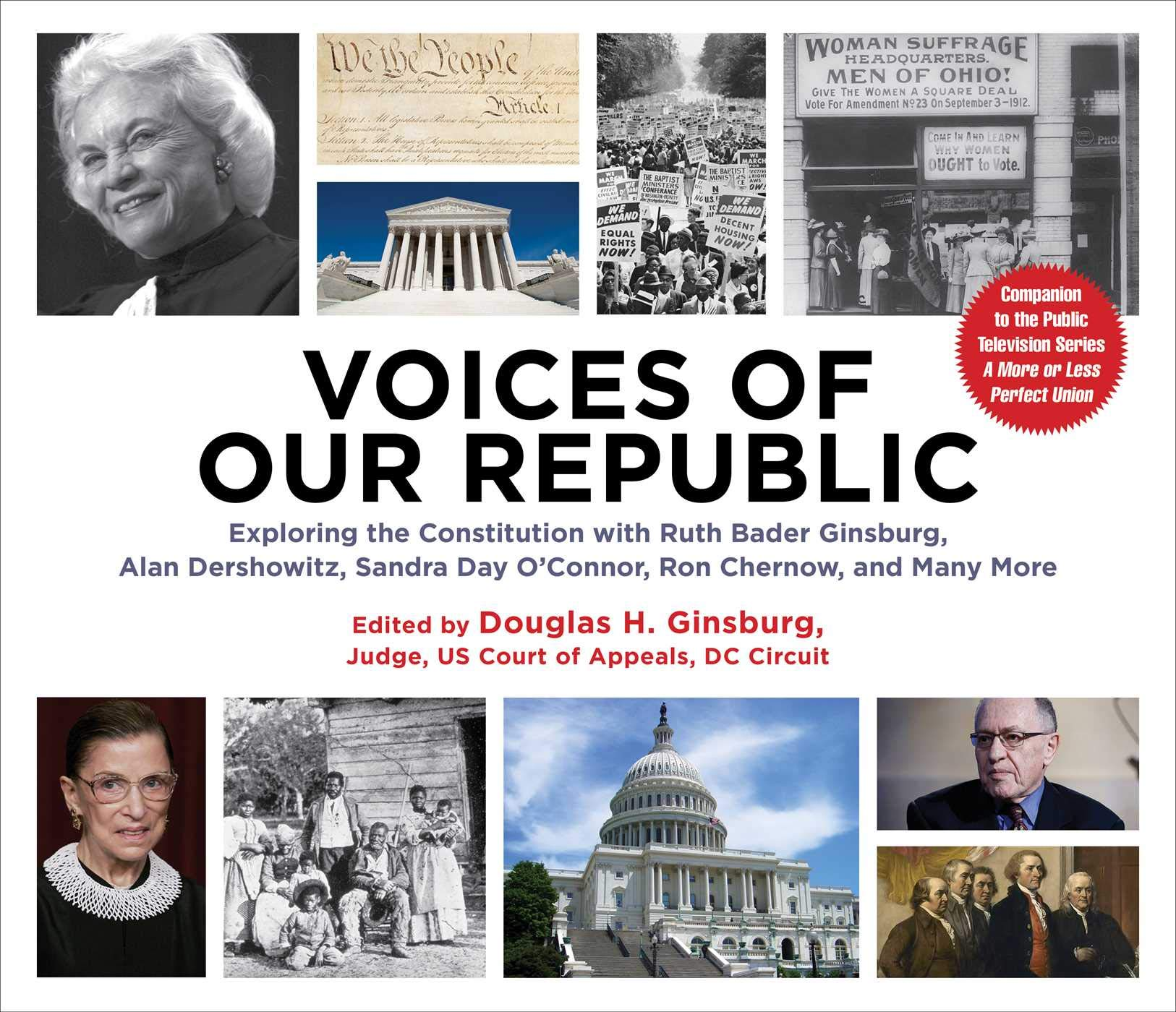 Voices of Our Republic: Exploring the Constitution with Ruth ...